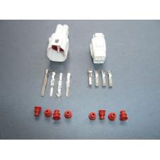MT 4 way pin connector set